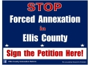 Petition begins to stop forced annexation