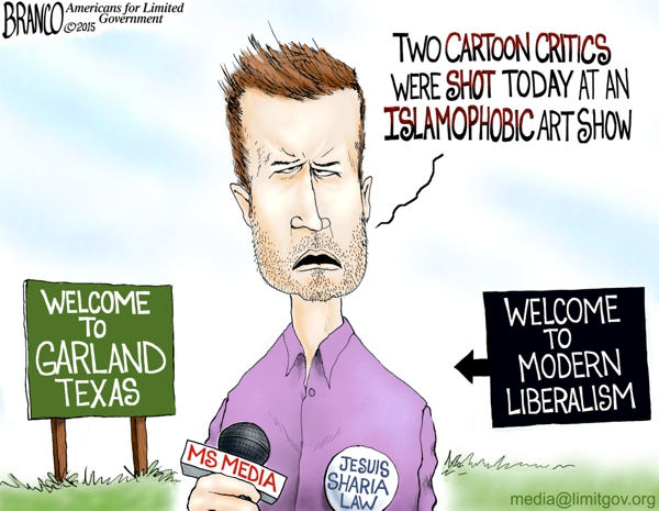 A.F. Branco - Don't Mess With Garland TX