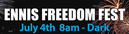 2015 Ennis Freedom Fest