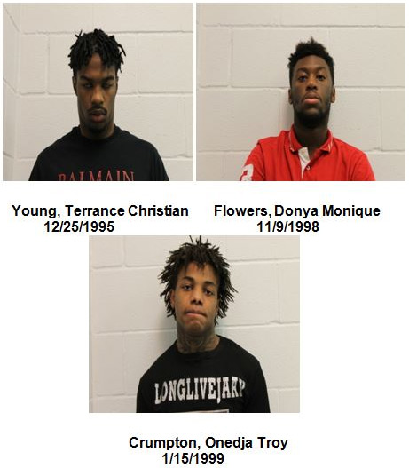 Red Oak PD arrests three for vehicle burglaries | The Ellis