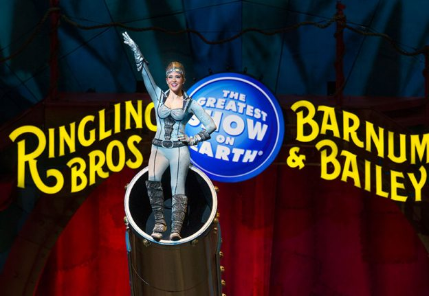Ringling Bros. and Barnum & Bailey Circus will conclude its final show on May 21, 2017 before shutting the circus down.