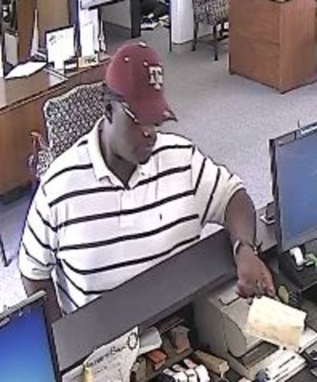 Red Oak Police Department is asking for the public's help in identifying an individual who robbed Prosperity Bank on Tuesday, September 26, 2017.