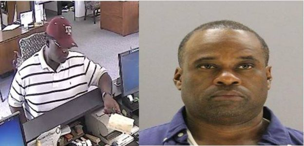 Police have arrested Stevie Elbert Jones, 54, as a suspect in the robbery of Prosperity Bank in Red Oak on Tuesday, September 26, 2017.