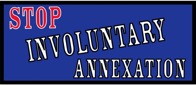 Stop Involuntary Annexation