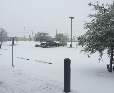 Feb. 25, 2015 Ellis County Snowstorm Gallery 2